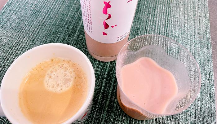 鳳凰美田いちごとコーヒー