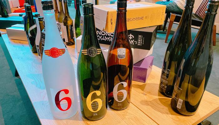 No.6一升瓶