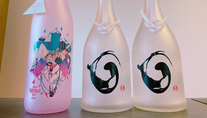 No.6十周年記念酒