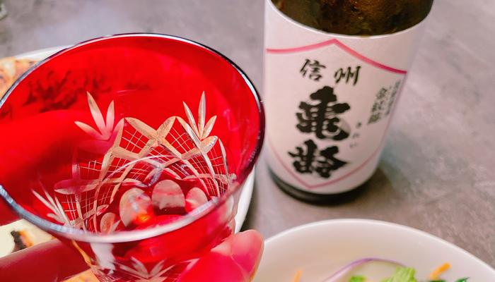 信州亀齢(きれい)金紋錦 純米吟醸を飲んでみての感想