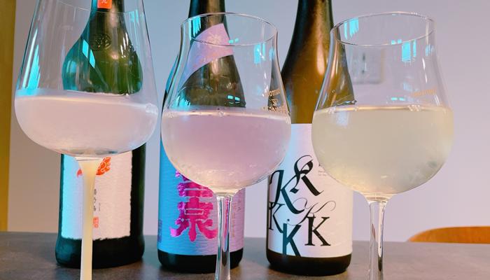「陽乃鳥」「Tsuchida K」「會津宮泉 貴醸酒」を飲み比べてみての感想は?