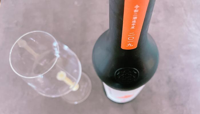 「陽乃鳥 令和二酒造年度 2019」バージョン