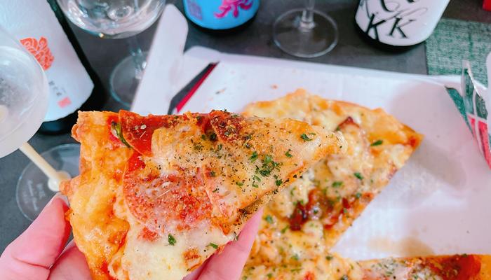 陽乃鳥(ひのとり)とピザは合うはず!