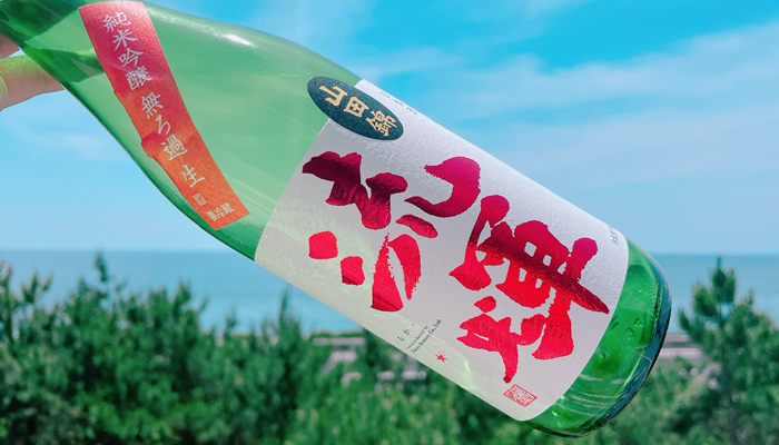 流輝(るか)純米吟醸 無ろ過生 山田錦のデータ