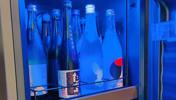 日本酒専用セラー「SAKE CABINET」を実際に使ってみての感想は?