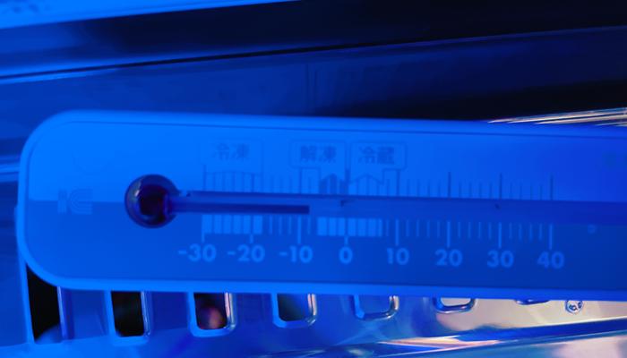 庫内の温度
