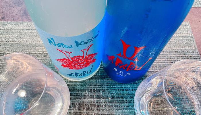 【まずは飲み比べ!】SEAと夏霞の味わいは?