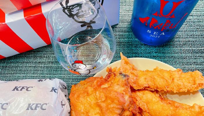 【実食】ケンタッキー × AKABU SEA(シー)