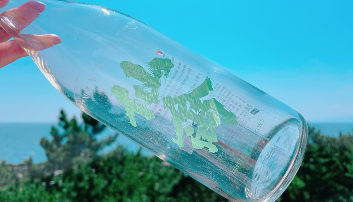 仙禽 × UNITED ARROWS「Hazy SAKE あお」のデータ