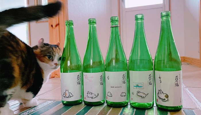 萩の鶴 ねこラベルの日本酒が買えるお店は?