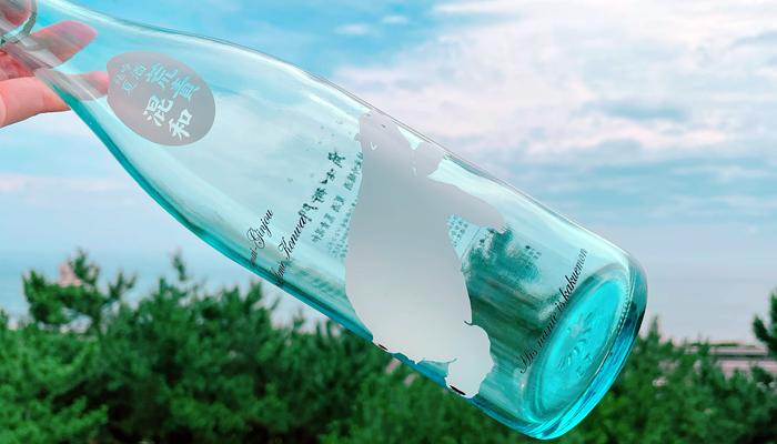 角右衛門 純米吟醸 夏酒 荒責混和「しろくまラベル」のデータ