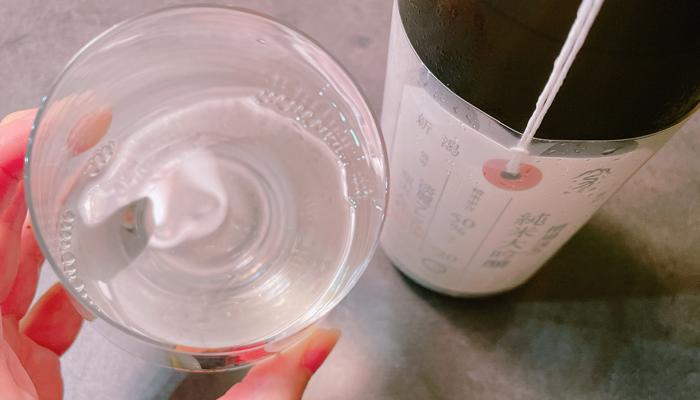 槽場汲み 夏酒(淡麗フレッシュ瓶火入れ)を飲んでみて